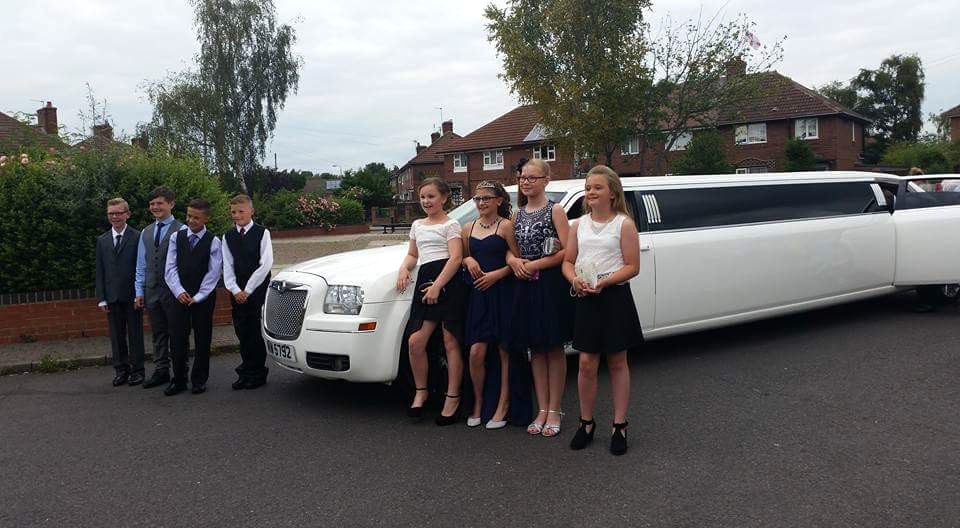 school prom in Wakefield