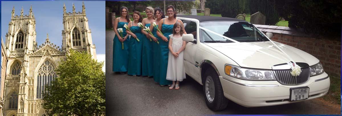 York wedding hire